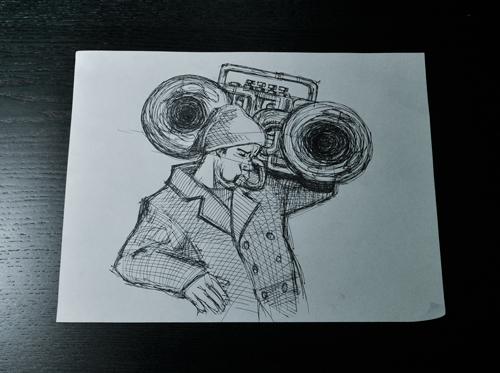 tuba_drawing